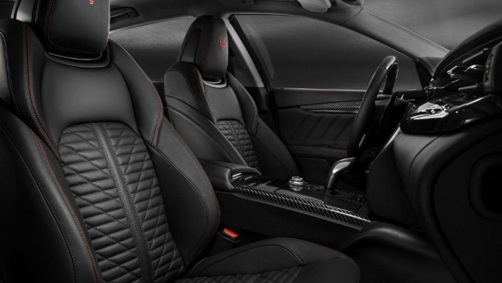 Maserati Quattroporte 2019 Interior 009