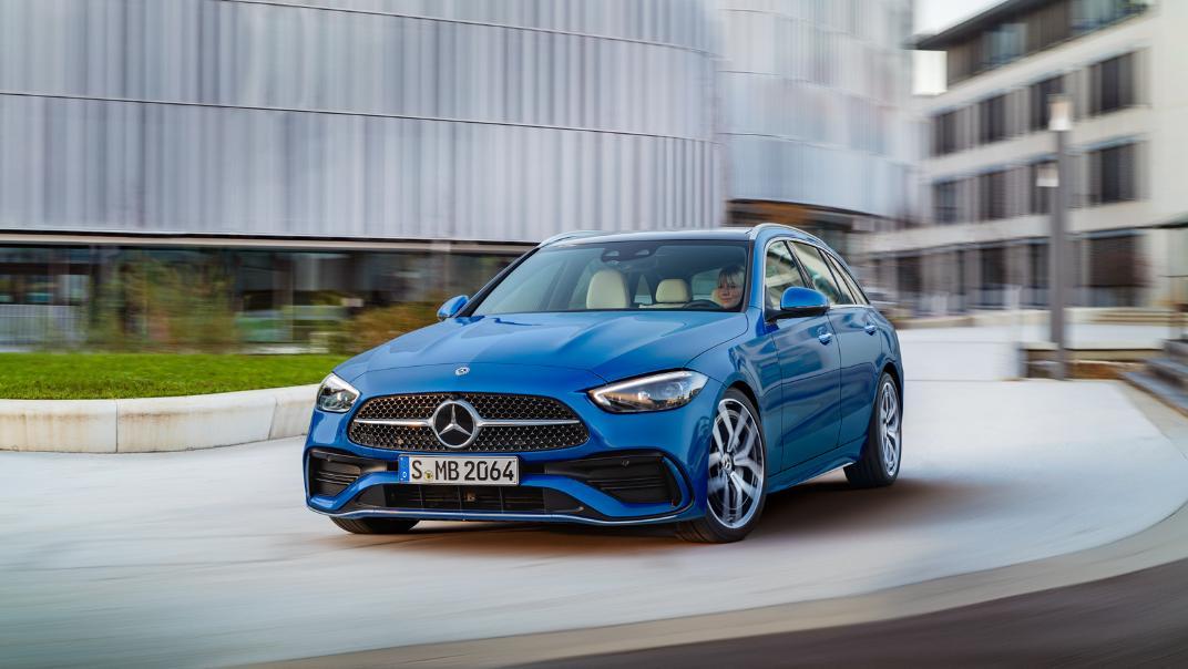 2021 Mercedes-Benz C-Class W206 Upcoming Version Exterior 048