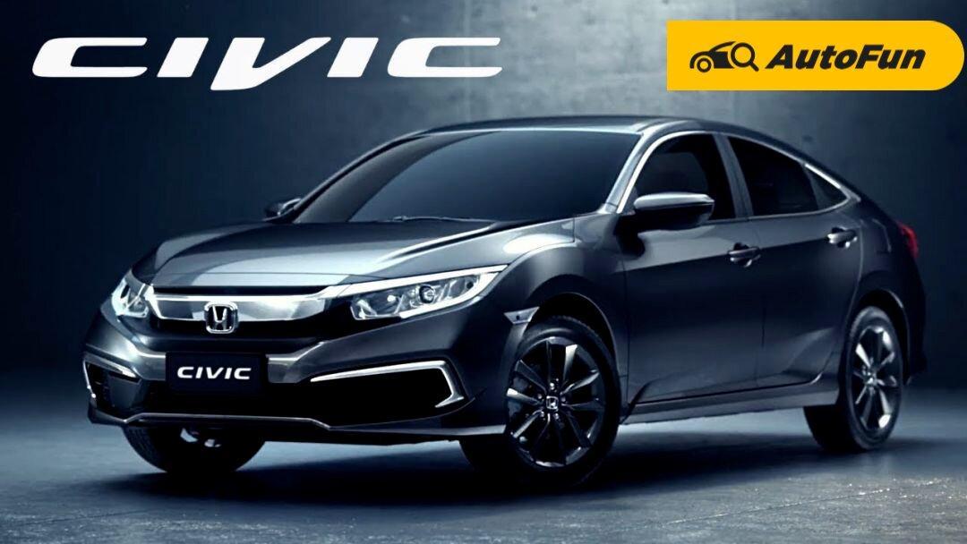 Komparasi Sedan Jepang Setengah Miliar Rupiah, Mana Lebih Keren antara Honda Civic 2021 vs Toyota Corolla Altis 2021? 01