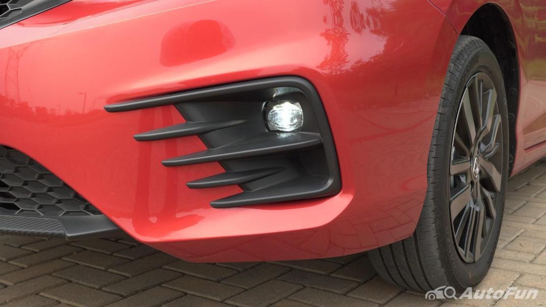 2021 Honda City Hatchback RS 1.5 CVT Exterior 012