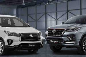 Toyota Venturer Vs Toyota Fortuner, Pilih Gagah atau Mewah?