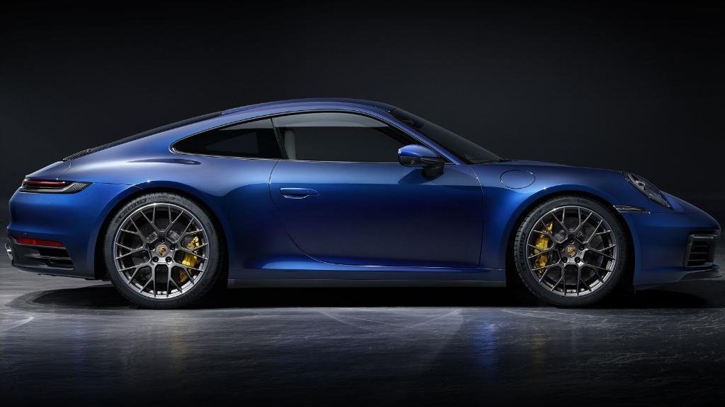 Porsche 911 2019 Exterior 039