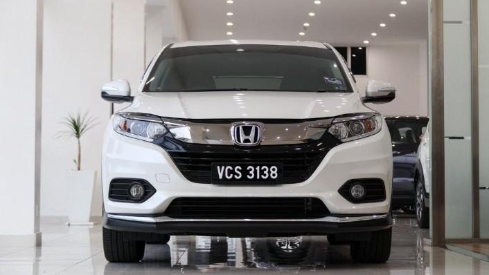 Honda HRV 2019 Exterior 004
