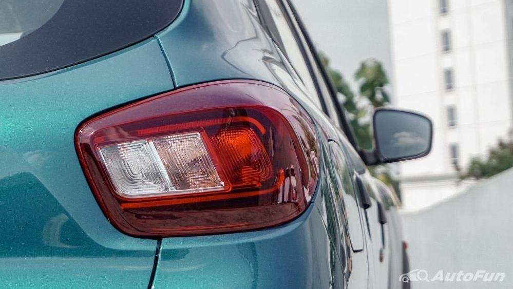 Renault Kwid 2019 Exterior 025