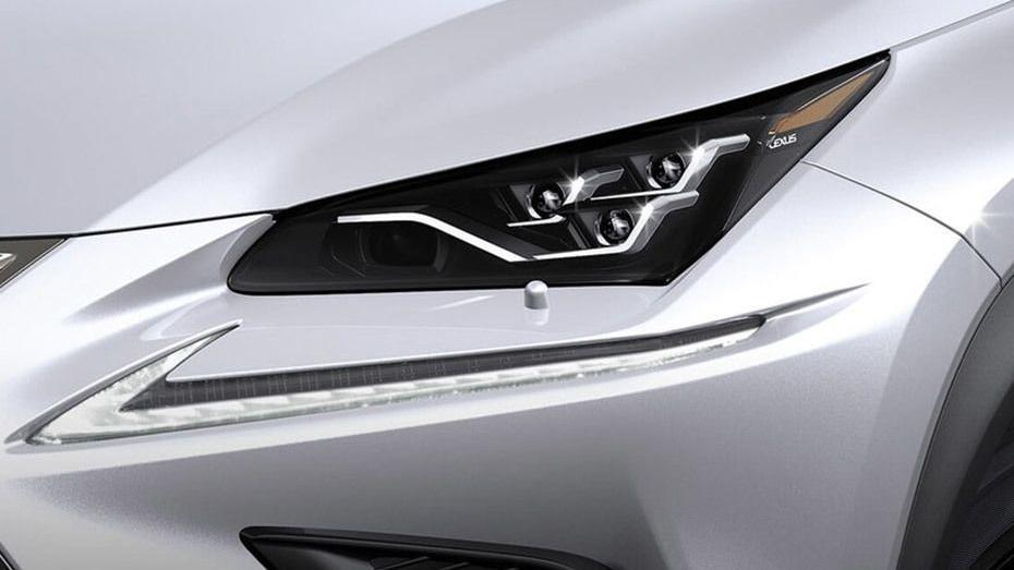 Lexus NX 2019 Exterior 009