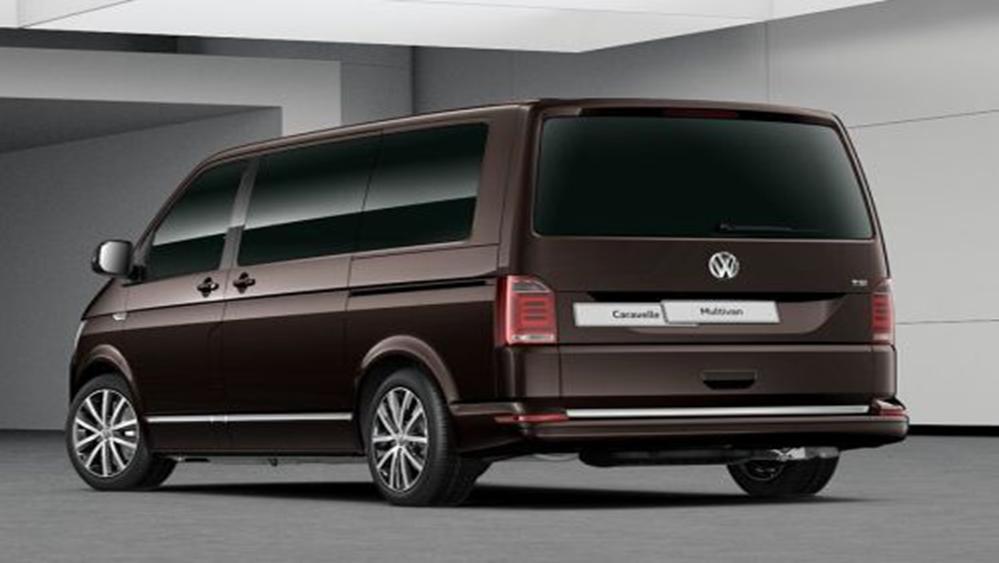 Volkswagen Caravelle 2019 Exterior 010