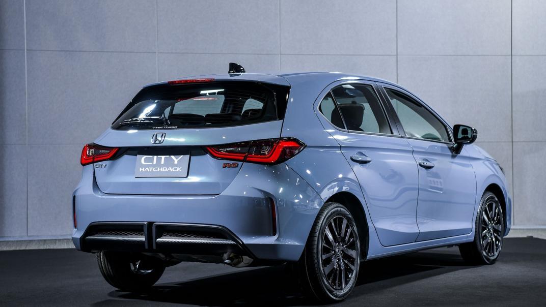 2021 Honda City Hatchback International Version Exterior 003
