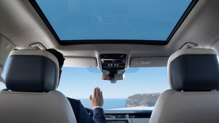 Land Rover Range Rover 2019 Interior 008