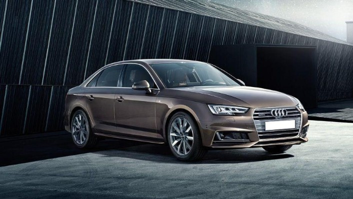 Audi A4 2019 Exterior 003