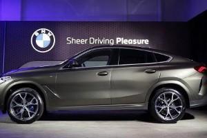 BMW X6 Generasi Terbaru Meluncur dengan Harga RP 1.899.000.000