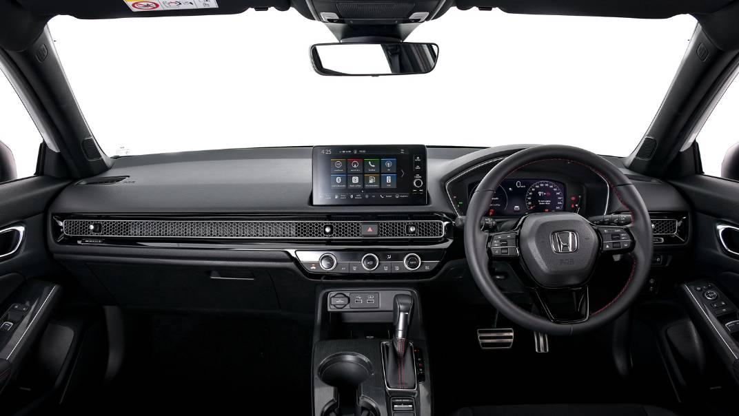 2022 Honda Civic Upcoming Version Interior 002