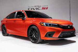 Honda Civic Si 2022 Mendebut, Lebih Sporty dari Tipe RS dan Cuma Ada Transmisi Manual