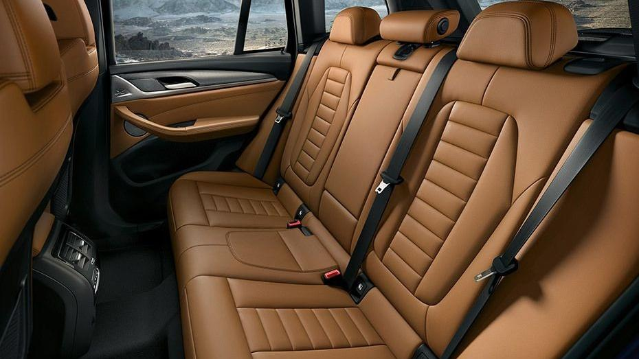 BMW X3 2019 Interior 013