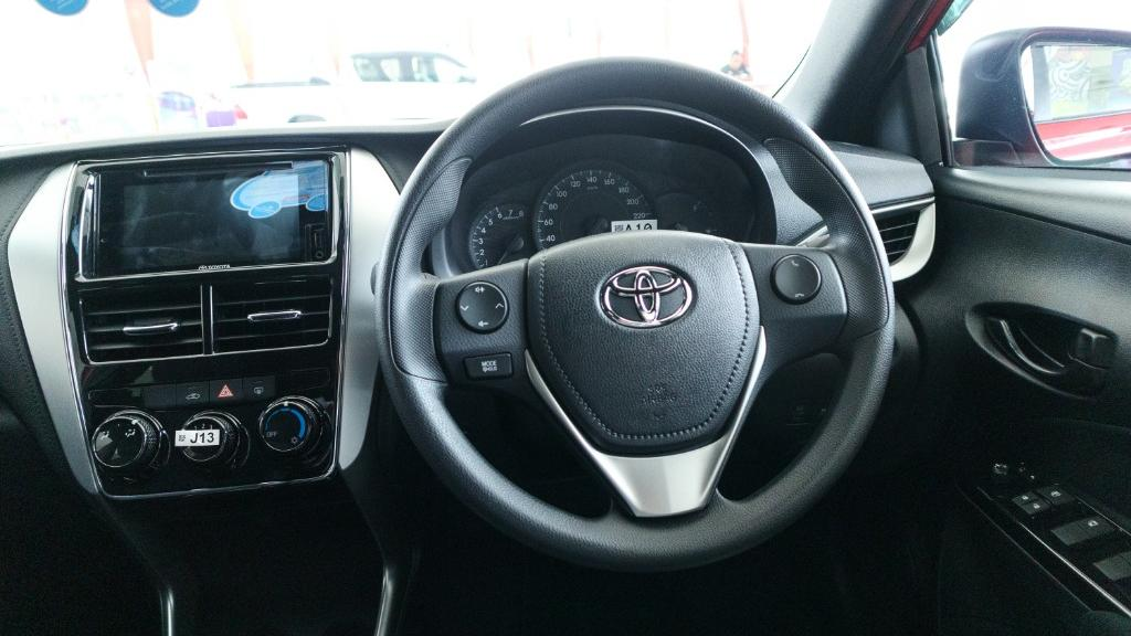 Toyota Yaris 2019 Interior 029