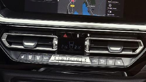 BMW Z4 2019 Interior 005