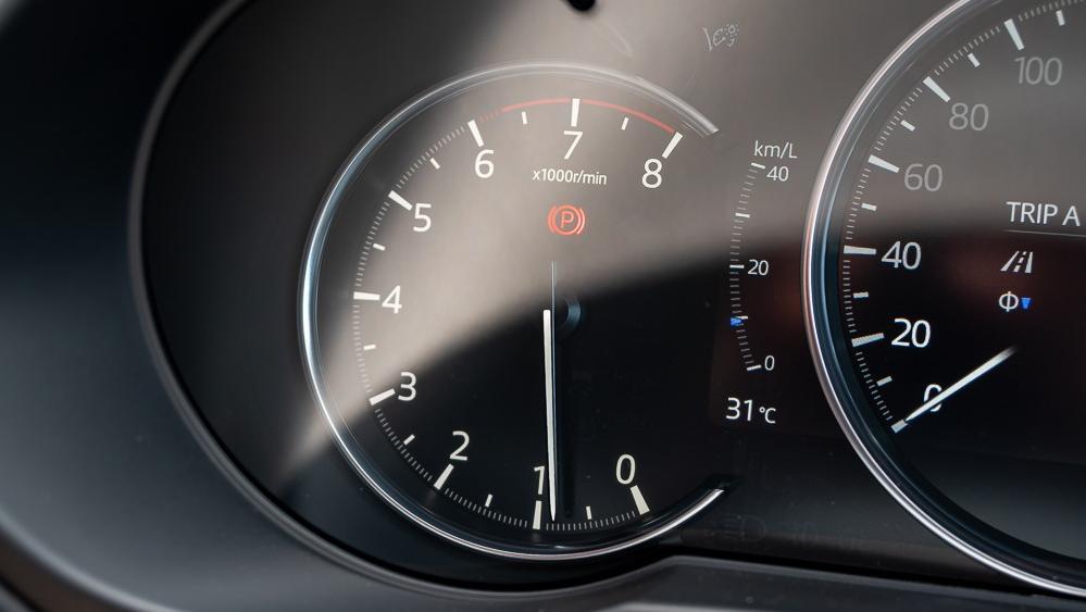 Mazda CX 5 2019 Interior 007