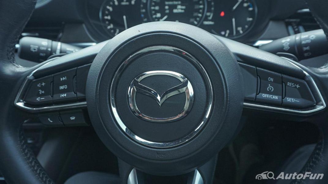 Mazda 6 Elite Estate Interior 007
