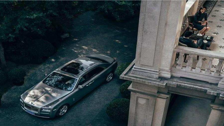 Rolls Royce Ghost 2019 Exterior 006