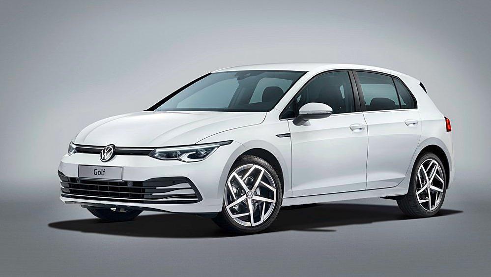 Volkswagen Golf 2019 Exterior 027