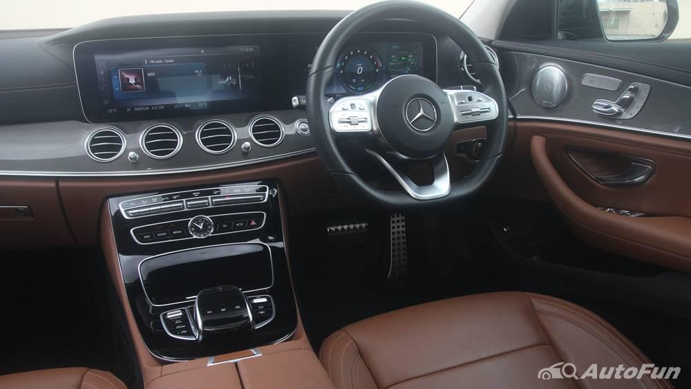 Mercedes-Benz E-Class 2019 Interior 067