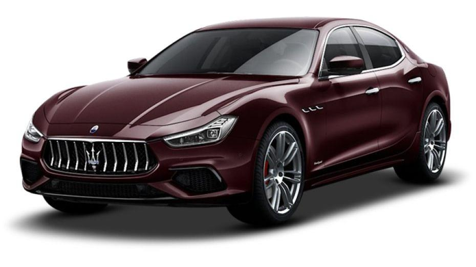 Maserati Ghibli 2019 Others 007