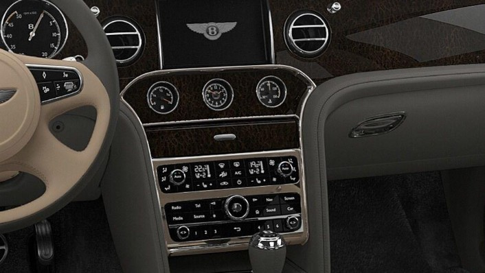 Bentley Mulsanne 2019 Interior 004