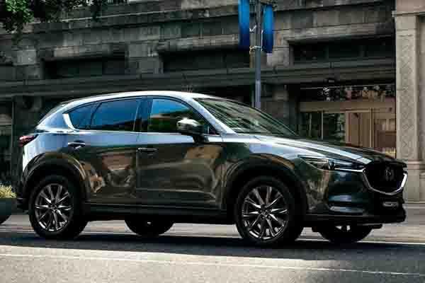 New Mazda CX-5 GT dan New Mazda CX-9 AWD Resmi Meluncur, Harga Nyaris Rp1 Miliar! 02