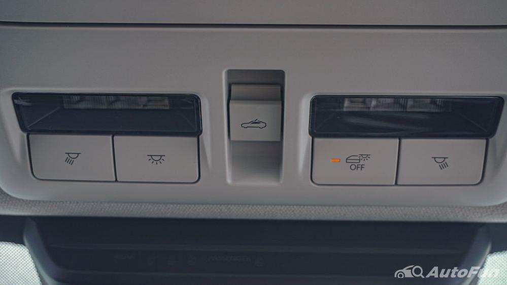 Mazda CX 30 GT Interior 030