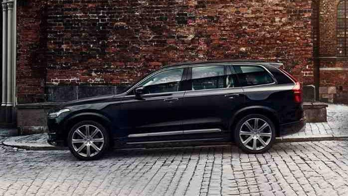 Volvo XC90 2019 Exterior 004