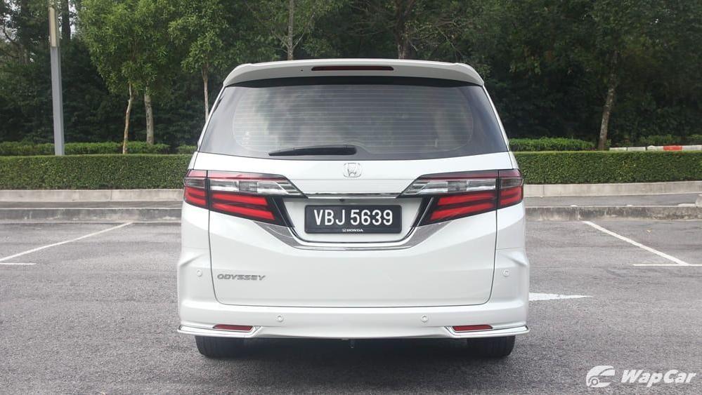 Honda Odyssey 2019 Exterior 006