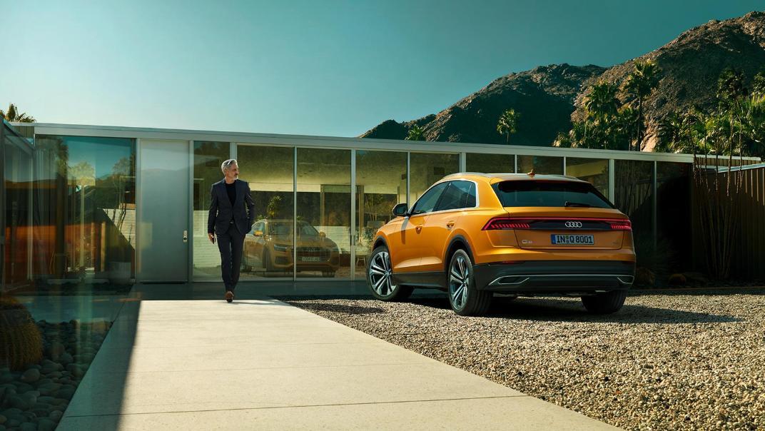 Audi Q8 2019 Exterior 008