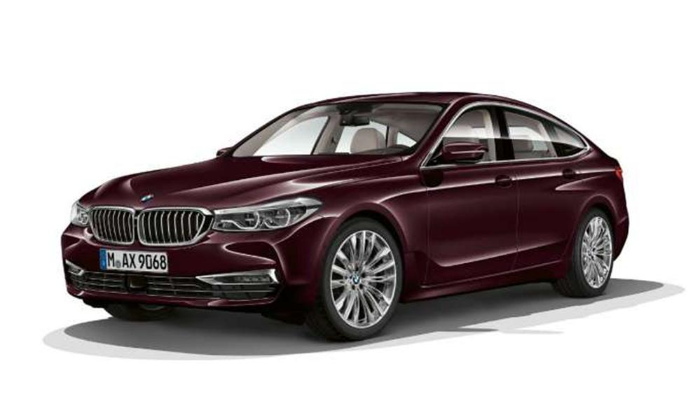 BMW 6 Series Gran Turismo 2019 Exterior 011
