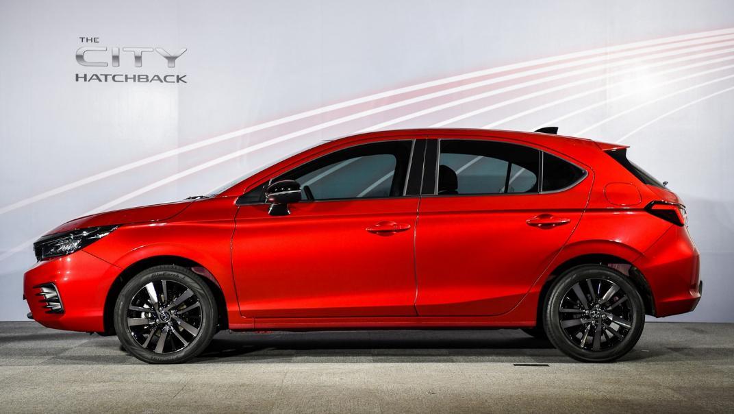 2021 Honda City Hatchback International Version Exterior 049