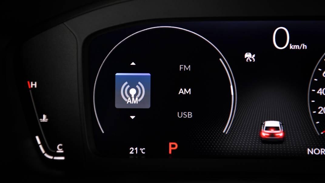 2022 Honda Civic Upcoming Version Interior 038