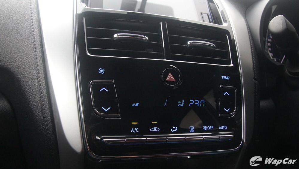 Toyota Vios 2019 Interior 043