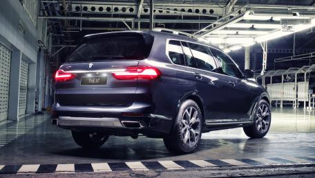 2021 BMW X7 xDrive40i Opulence Daftar Harga, Gambar, Spesifikasi, Promo, FAQ, Review & Berita di Indonesia | Autofun