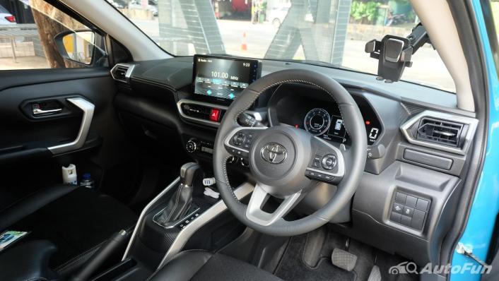 2021 Toyota Raize Interior 002