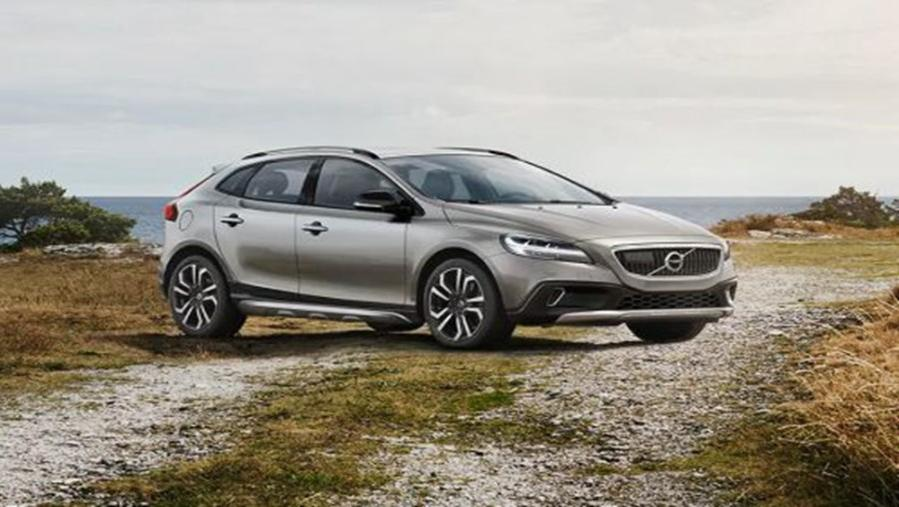 Volvo V40 Cross Country 2019 Exterior 001