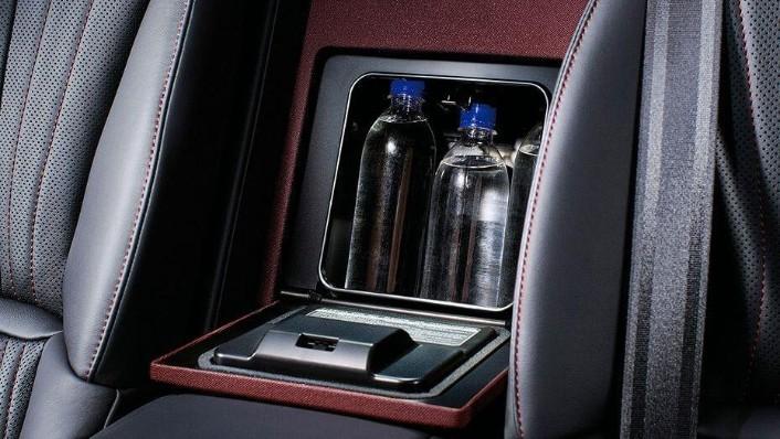 Lexus LS 2019 Interior 006