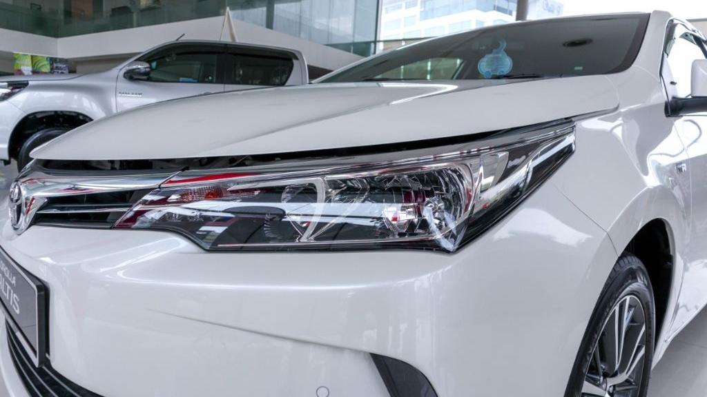 Toyota Corolla Altis 2019 Exterior 037