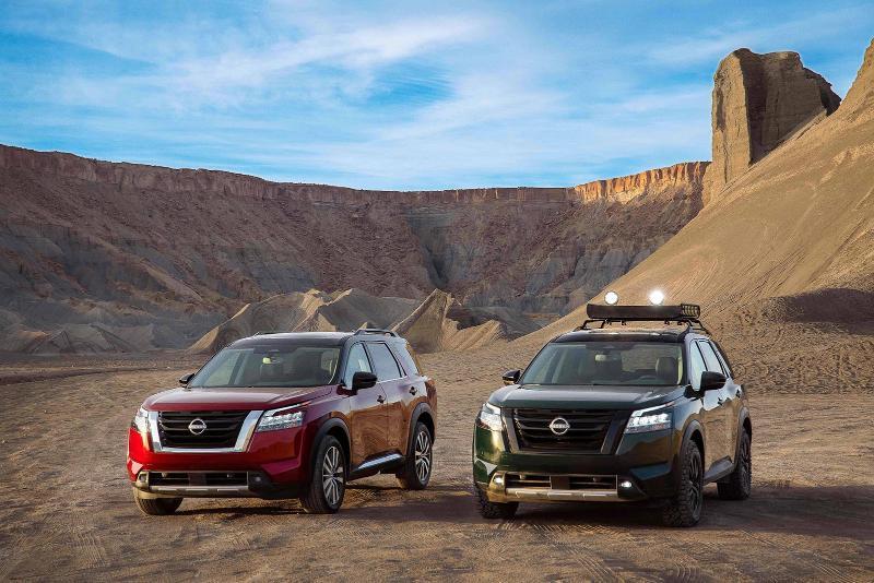 Nissan Pathfinder 2022, Penerus Nissan Terrano yang Akan Menjadi Standar SUV 8 Penumpang 02