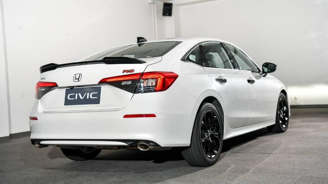 2022 Honda Civic Upcoming Version Exterior 026