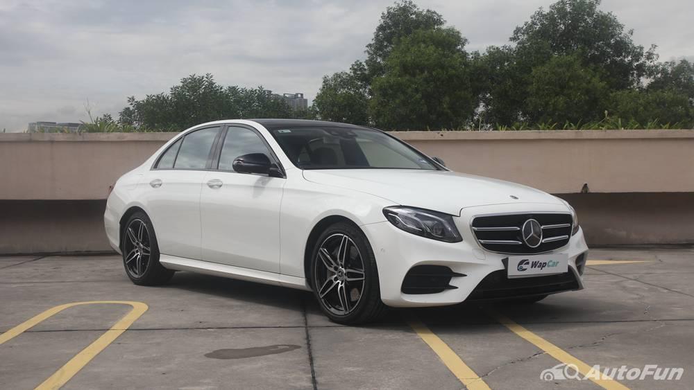 Mercedes-Benz E-Class 2019 Exterior 029