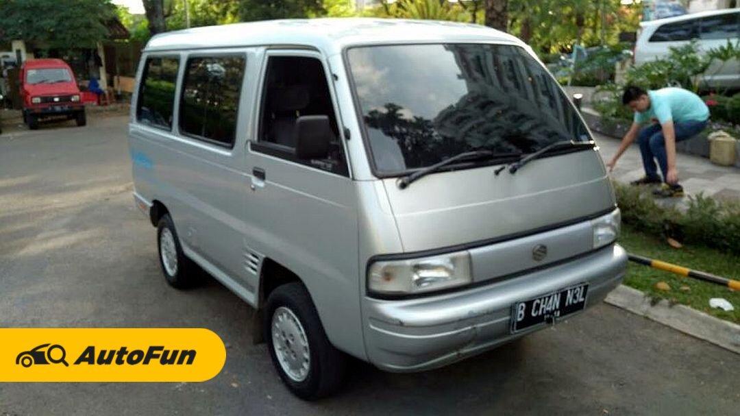 Lupakan Suksesor Carry Futura, Suzuki Belum Berencana Merilis Penerusnya 01