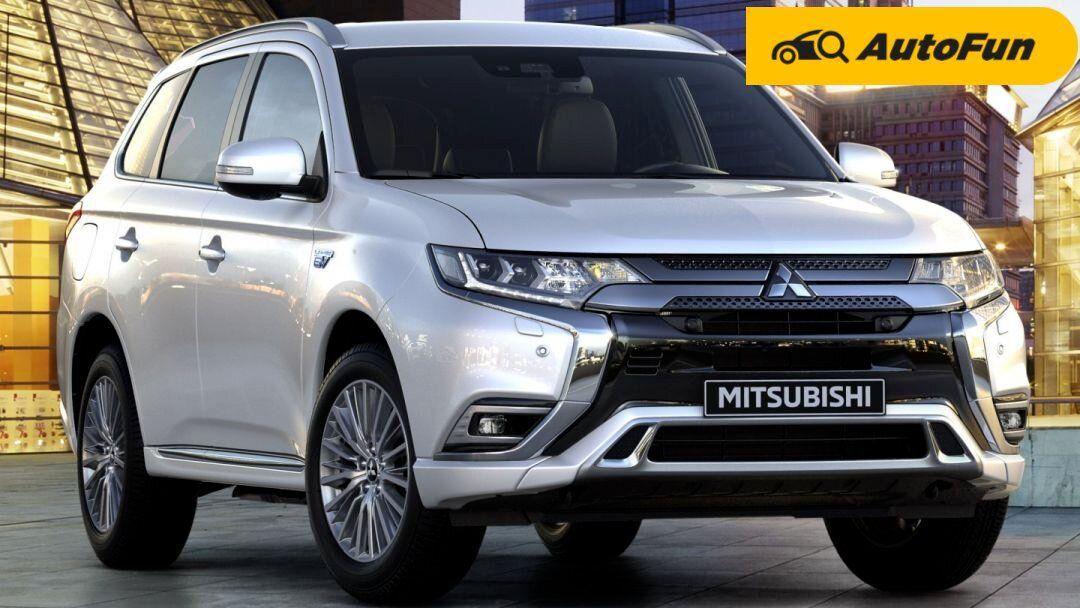 Mitsubishi Outlander PHEV Diproduksi di Thailand, Era Baru Elektrifikasi Mobil di ASEAN 01