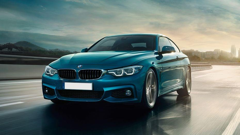 BMW 4 Series Coupe 2019 Exterior 001