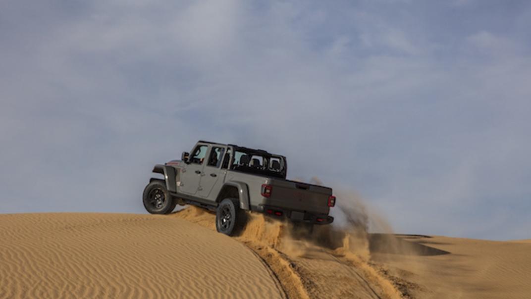 2021 Jeep Gladiator Exterior 005