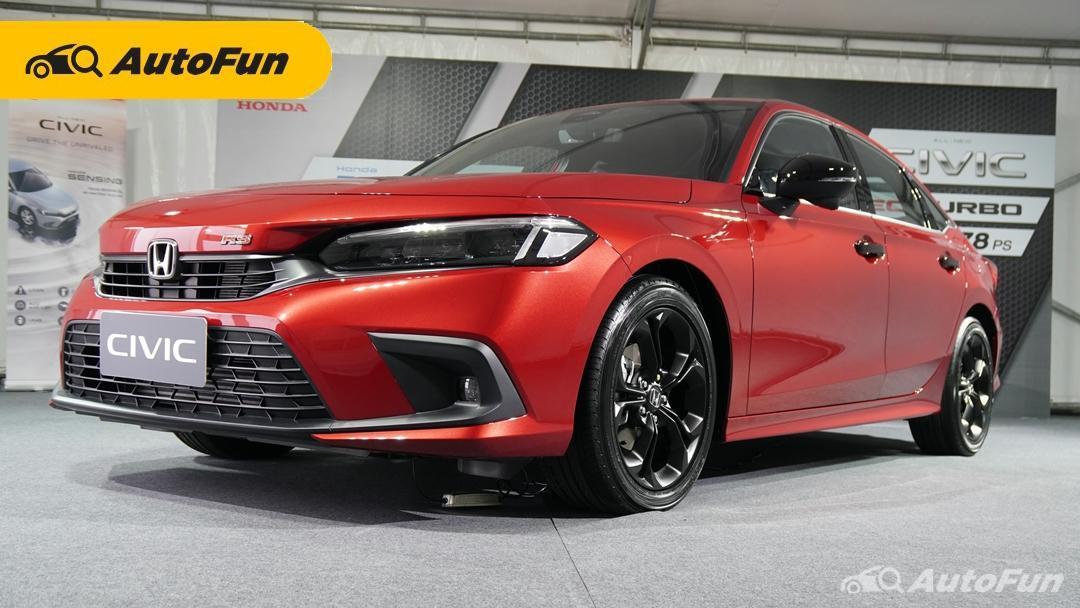 FAQ: Beragam Pertanyaan Seputar Honda Civic 2022, Apa yang Menarik dari Mobil Ini? 01