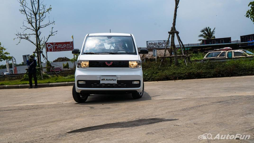 2021 Wuling Mini EV Upcoming Version Exterior 037