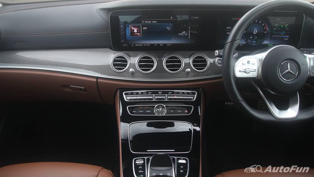 Mercedes-Benz E-Class 2019 Interior 068